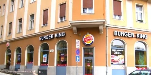 Burger King Széna tér , Budapest