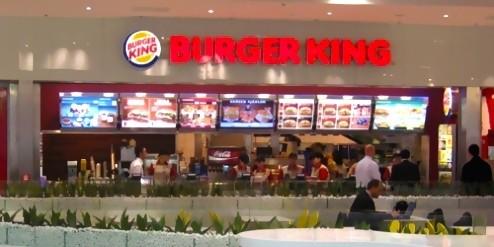 Burger King Allee , Budapest